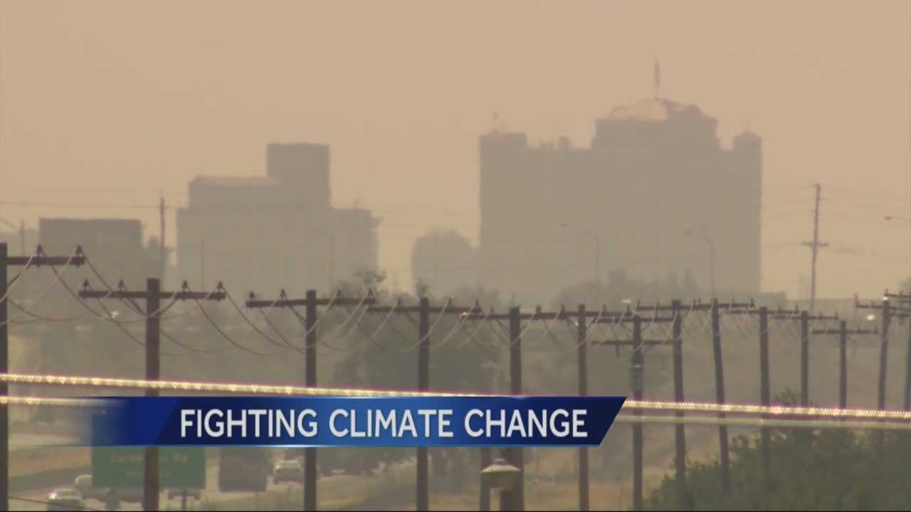 As the global climate summit convenes in Paris, Governor Brown will attend touting California's strides  in decreasing greenhouse gas released into the atmosphere.