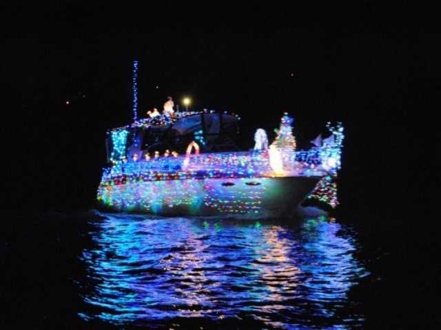 What: 24th Annual Holiday Lighted Boat ParadeWhere: Sacramento MarinaWhen: Sat 5:45pm-7:15pmClick here for more information on this event.