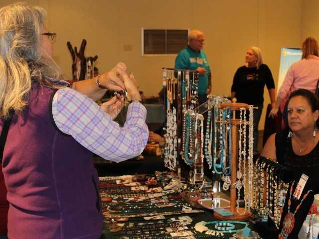 What: All Nations Native Craft FairWhere: Maidu Activity CenterWhen: Sat 10am-3pmClick here for more information on this event.