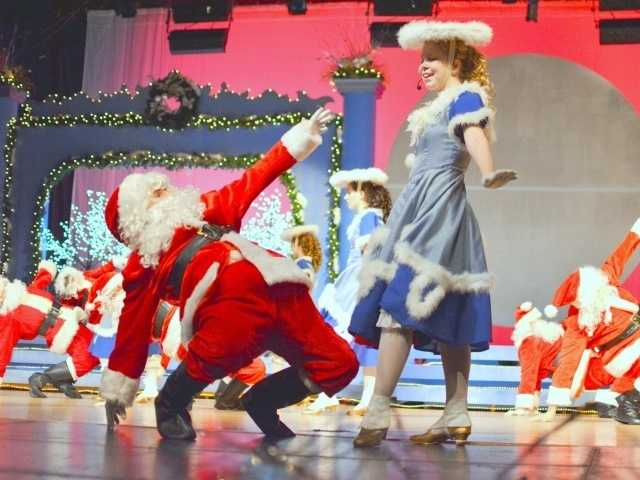 What: Holiday Tapestry 2015: A Winter CelebrationWhere: Hiram Johnson High SchoolWhen: Fri 7pm&#x3B; Sat 1pm & 7pmClick here for more information on this event.