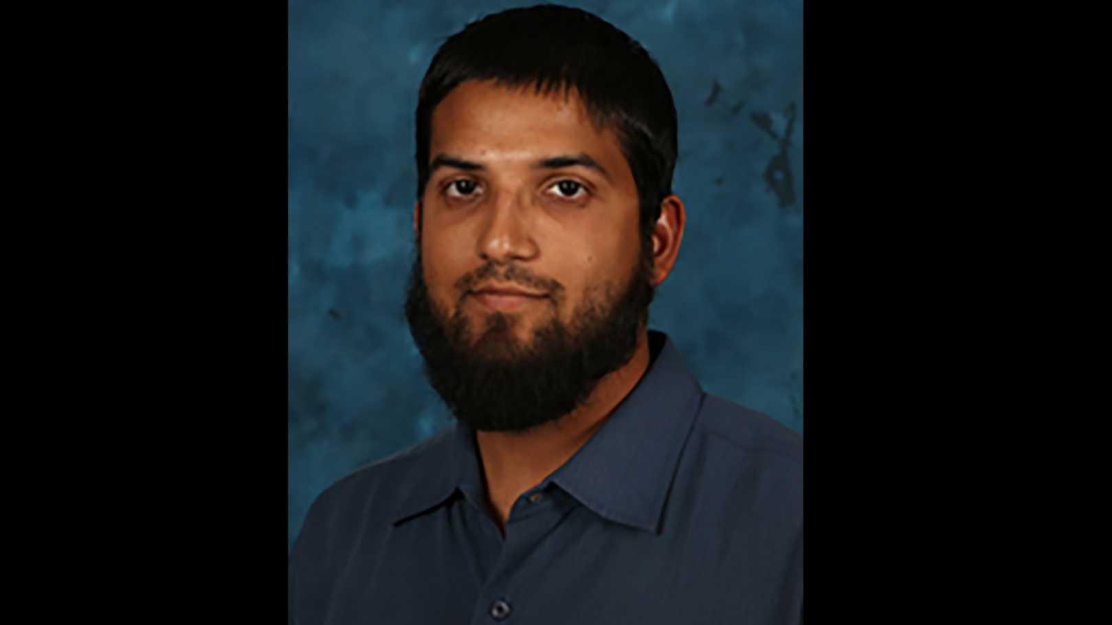 Syed Farook, San Bernardino County ID photo