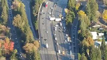 Lanes on Interstate 5 near Seamus Avenue in Sacramento were shut down for several hours Thursday because of a deadly crash involving a big rig. See photos from the crash scene in this slideshow.