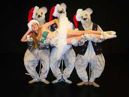 What: Sacramento Ballet Presents: The Nutty NutcrackerWhere: Community Center TheaterWhen: Fri 7pm-9pmClick here for more information on this event.