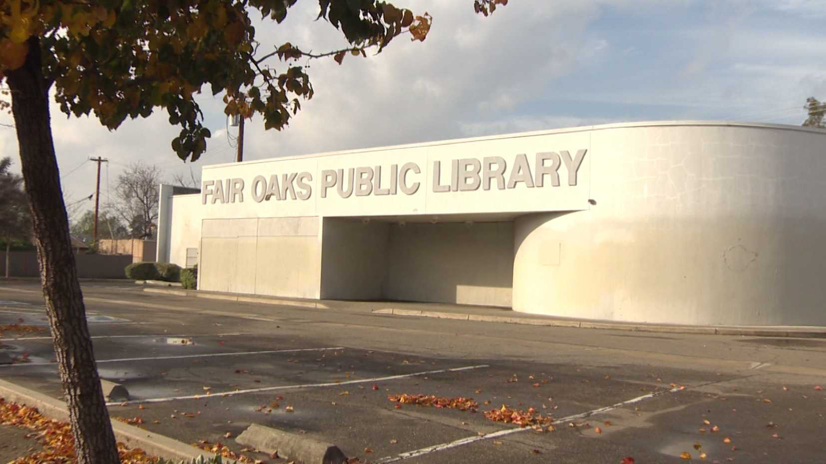 Fair Oaks Library in east Stockton was closed due to budget problems. The city council recently approved funds to reopen the branch.