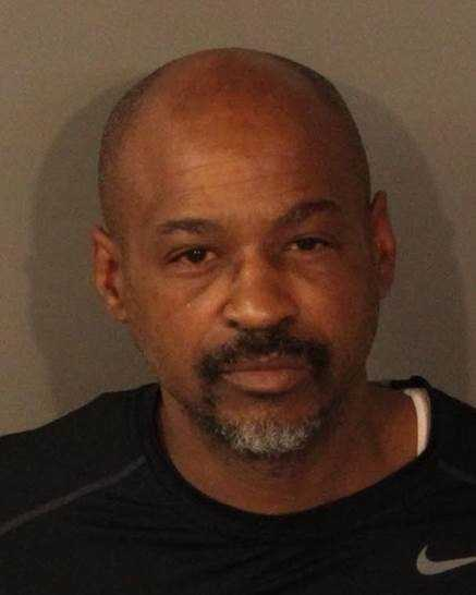 William Kirkland, 49, was arrested Monday, Dec. 7, 2015, for assaulting his stepson, an Auburn police officer and Placer High School staff, the Auburn Police Department said.