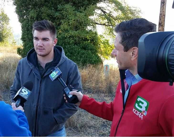 A couple weeks later, a mass shooting on Oct. 1 at Umpqua Community College in Oregon left nine people and the gunman dead. Alek Skarlatos was enrolled in classes at the school during that fall semester before the events in France changed his life.