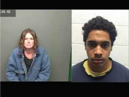 Two people, 39-year-old Tami Huntsman and 17-year-old Gonzalo Curiel, were arrested Friday, Dec. 11, 2015, on charges of felony child abuse, torture and mayhem, police said. On Thursday, Dec. 17, 2015, the Monterey County district attorney said the pair will be charged with first degree murder in the deaths of the two children found in a Redding storage unit. Curiel is being charged as an adult in the cases. Both suspects are being held on $1 million bail.