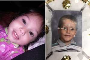 The Plumas County Sheriff's Department received a call Sunday from someone in Monterey County asking about the condition of a Delylah Tara, 3, and Shaun Tara, 6, who were supposed to be in Huntsman's care, according to the Redding Police Department. The sheriff's office called the Salinas Police Department to do a welfare check at Huntsman's Salinas apartment for the children. When they were not found, the children were entered into the statewide missing person database.