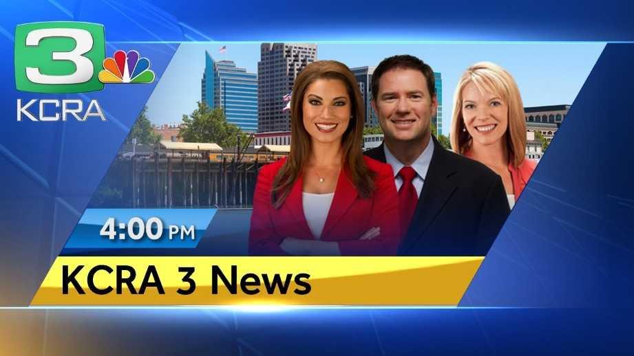 KCRA 3 News at 4 p.m.