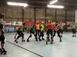 What: Winter Wonderland ScrimmageWhere: Sacred City Derby GirlsWhen: Sun 10:30am-2pmClick here for more information on this event.