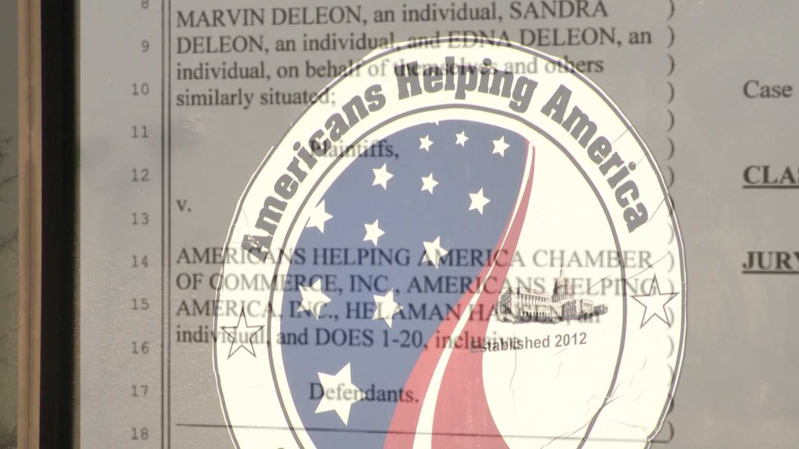 Sacramento nonprofit Americans Helping America Chamber of Commerce Agency is under investigation by the FBI.