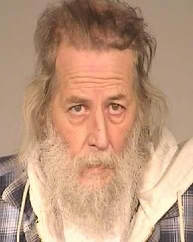 Alan Robertson, 49, was arrested Thursday, Dec. 24, 2015, for possession of destructive devices, bomb-making components and for having illegal drugs with a loaded firearm, the Fresno Police Department said.