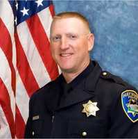 We're sending our thoughts and prayers to the family of #Hayward police Sgt. Scott Lunger, who was shot and killed early this morning during a traffic stop. He was a 15-year veteran of the force and father of two daughters. Thank you for your service, Sgt. Lunger. #rip #haywardpolice #endofwatch #bayarea #bayareanews Photo: Hayward Police Department