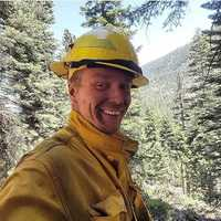 Over the weekend, U.S. Forest Service firefighter Mike Hallenbeck, 21, from #ShingleSprings, was killed by a falling tree while working a fire in the El Dorado National Forest near #LakeTahoe. Thank you to Mike and all the men and women who put their lives on the line every day. #firefighters #restinpeace #rip #eldoradonationalforest #eldoradocounty #usforestservice #KCRA #kcra3 // Photo: U.S. Forest Service