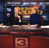 We're throwin' it back on this Thursday in honor of #KCRA's 60th anniversary. Dave Walker and Lois Hart were staples on the anchor desk for years and brought the important news stories to viewers up and down #NorCal. Who was your favorite #kcra3 anchor or reporter? #kcra60 #tbt #sacnews #sacramento