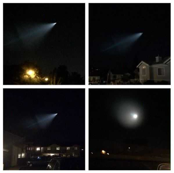 People in #NorCal are abuzz this evening about the strange object that went zipping across the sky. Did you see it? The U.S. Coast Guard told #KCRA it was a Naval missile test. These cool pics were sent in to #ulocal. Share yours with us! // #eyeinthesky #missile #uscoastguard #coastguard #kcrawx #KCRA3 #lightinthesky #sacnews #sacramento