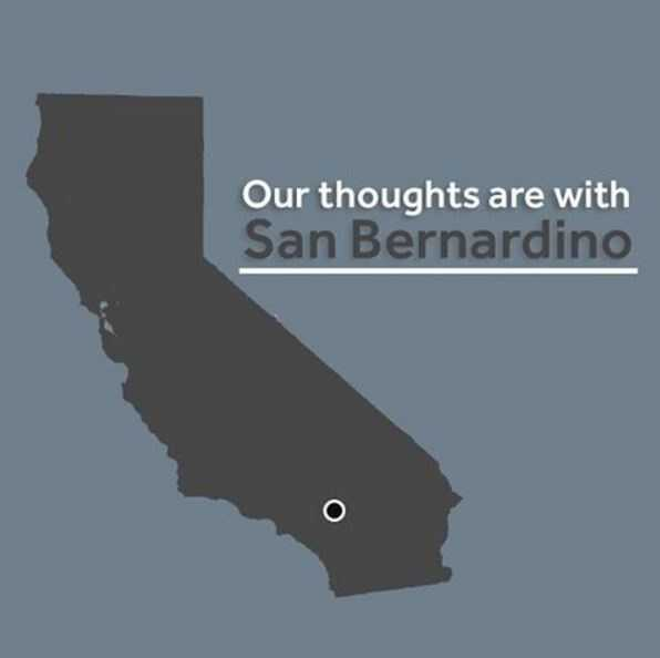 Our #condolences go out to the family and friends of the victims of the #SanBernardinoshooting and the entire #SanBernardino community. // #rip #KCRA #kcra3 #socal #inlandempire