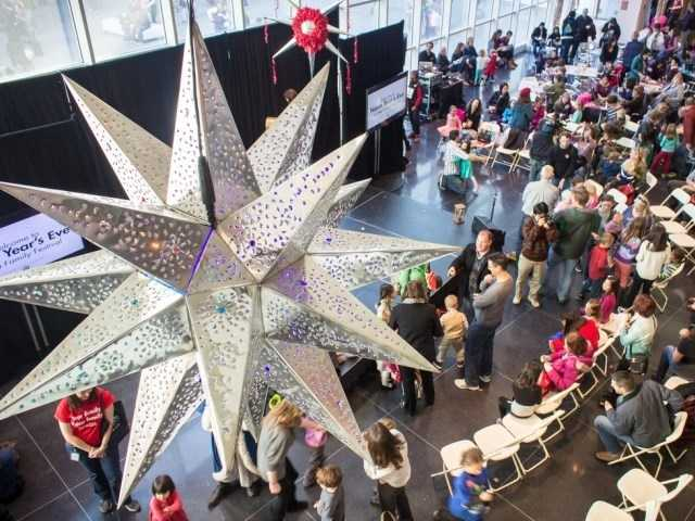 What: Noon Year's Eve: A Free Family Festival Where:  Crocker Art MuseumWhen: Thurs 10am-2pmClick here for more information about this event.