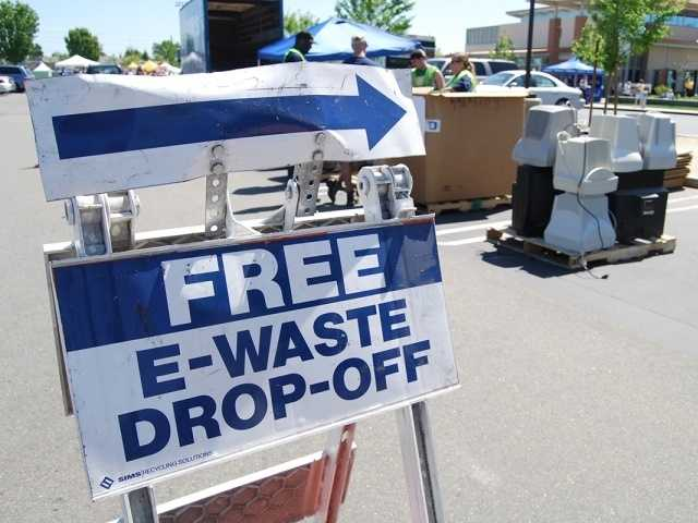What: Post-Holiday E-Waste Drop-Off EventWhere: Roseville Utility Exploration CenterWhen: Sat 9am-NoonClick here for more information about this event.