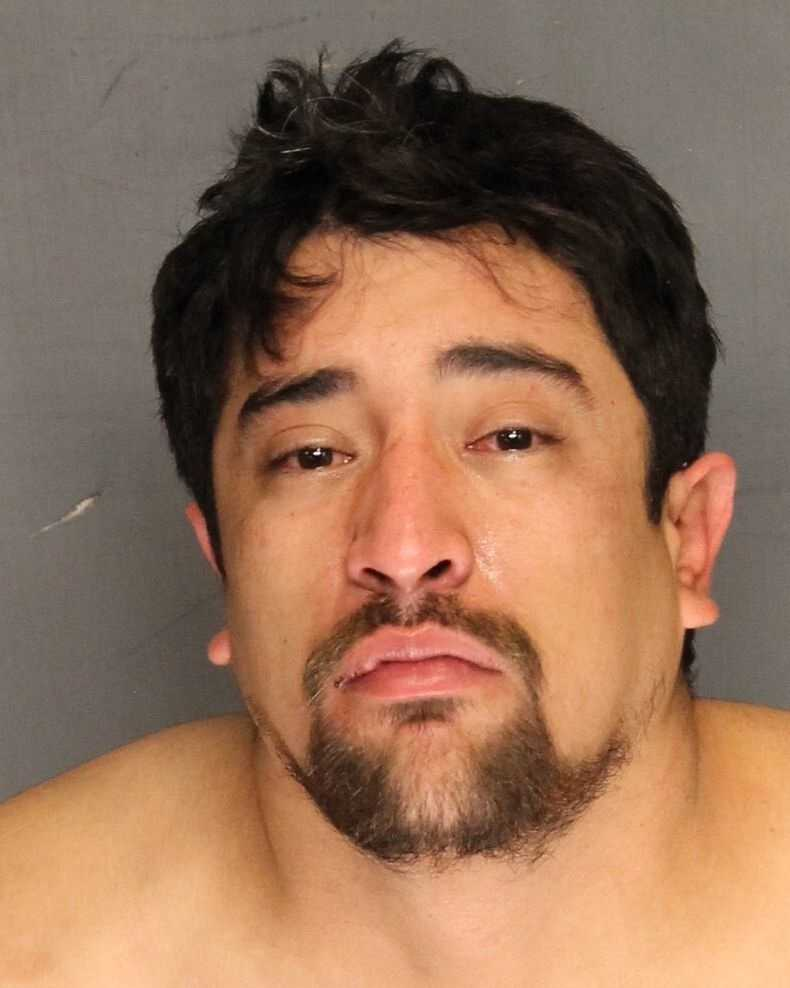 Jessie Rodriguez was arrested Wednesday, Dec. 30, 2015, for domestic battery and assault on an officer, the San Joaquin County Sheriff's Department said.