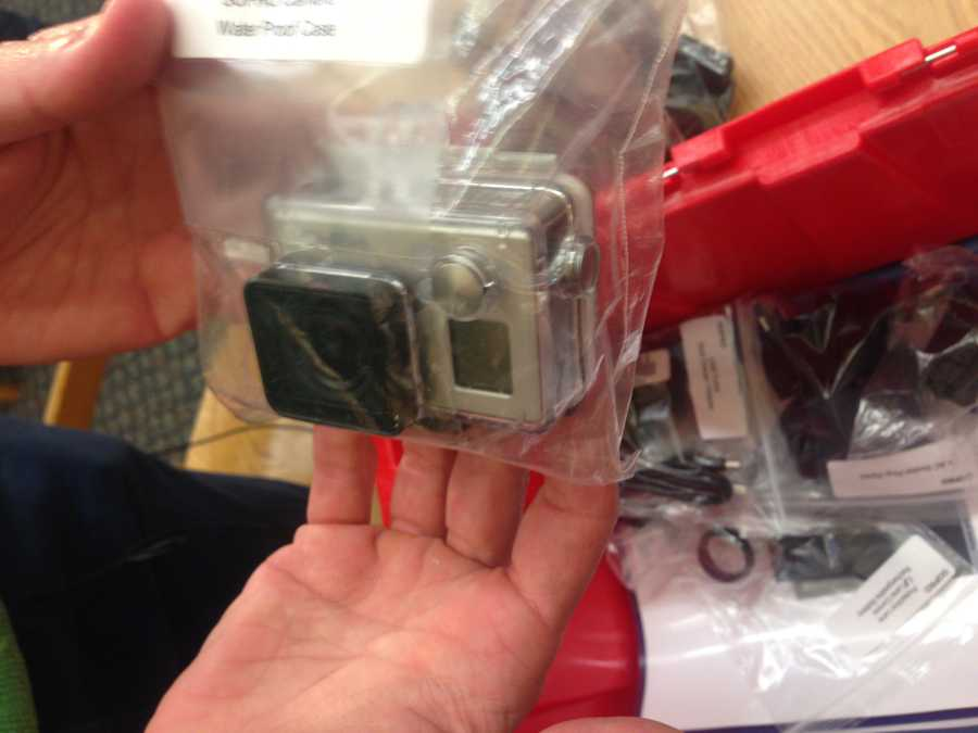 People can check out this GoPro at the Sacramento Library of Things.