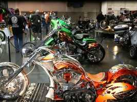What: Geico Motorcyle Presents: Easyriders 2016 Bike ShowWhere: Sacramento Convention CenterWhen: Sat 10am-7pm&#x3B; Sun 10am-5pmClick here for more information about this event.