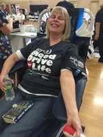 KCRA 3 Blood Drive for Life on Friday, Jan. 8, 2016.