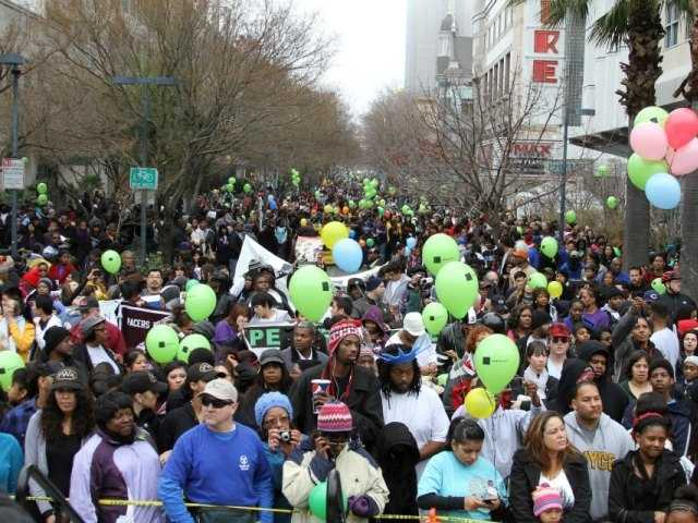 What: March for the DreamWhere: Sacramento City CollegeWhen: Mon 8:30am-2pmClick here for more information on this event.