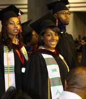 5.) In 2010, I graduated magna cum laude from Clark Atlanta University with a degree in Mass Media Arts.