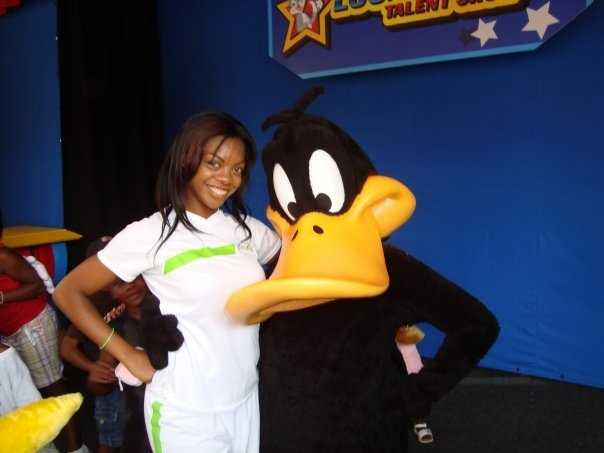 6.) Most unbelievable job: Playing Daffy Duck in a kid's show at Six Flags Over Georgia.