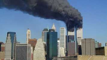 7.) Unfortunately, the events of Sept. 11, 2001 inspired me to become a reporter. TV news was instrumental in informing the nation, minute-by-minute, of the terror attacks.