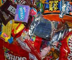 15.) I've never been trick-or-treating. My parents wouldn't let us receive candy from strangers. Lol.