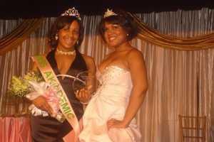 4.) In college, I won a sorority scholarship pageant. My title: Miss AKAdemic.