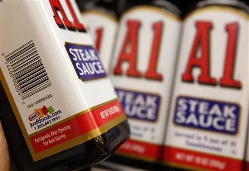 9.) A1 Steak Sauce is the best condiment ever created.