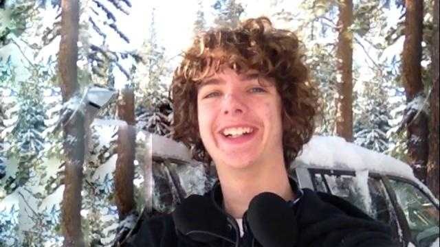Carson May, 23, was reported missing Friday, Jan. 15, 2016, when he didn't return from skiing Thursday afternoon.