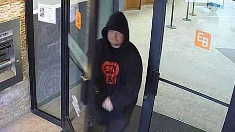 The FBI is looking for a man suspected in eight bank robberies across Northern California.