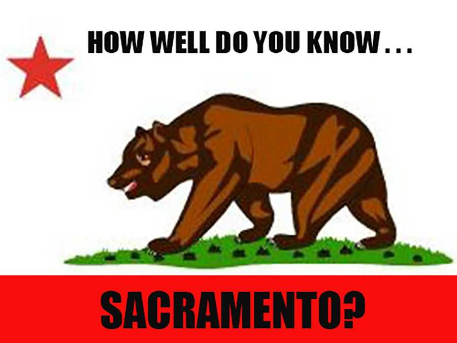 "So you think you're a ""true Sacramentan?"" KCRA 3 wants to test your knowledge of California's capital city and see if you can name all 14 of these landmarks in Sacramento."