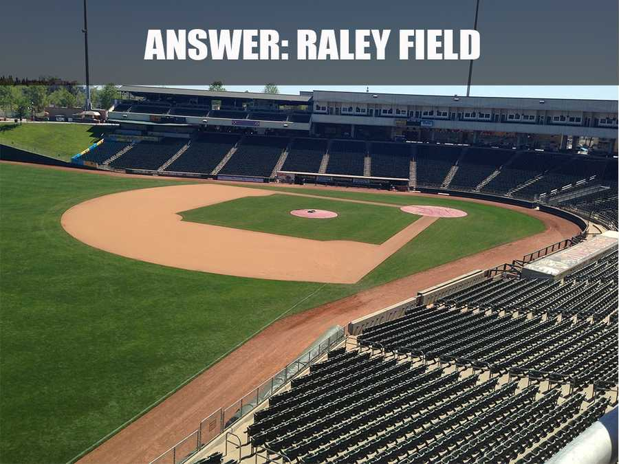 This is Raley Field, located on 400 Ballpark Drive in West Sacramento. Established in 2000, Raley Field is the home of the San Francisco Giants' Triple-A Affiliate, Sacramento River Cats. (Source: http://www.raleyfield.com/)