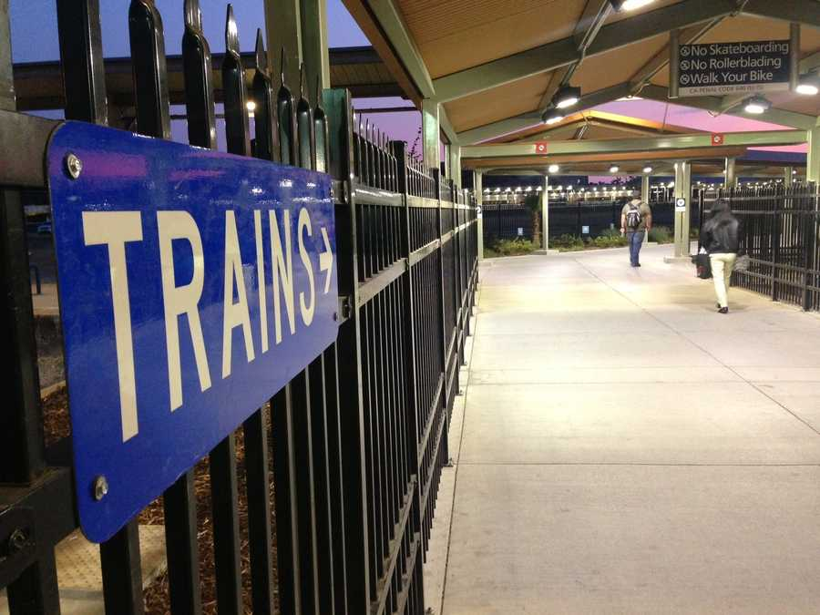 For the locals, riding the Capitol Corridor train from Sacramento to Santa Clara will cost $35 each way and takes about 2 hours and 50 minutes, according to Capitol Corridor's website.