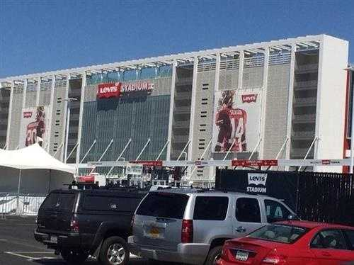 Parking at Levi's Stadium could cost you anywhere from $62 up to $5,150, according to StubHub.