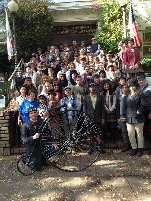 What: Sacramento 2016 Winter Tweed RideWhere: Coffee GardenWhen: Sat Noon-5pmClick here for more information about this event.
