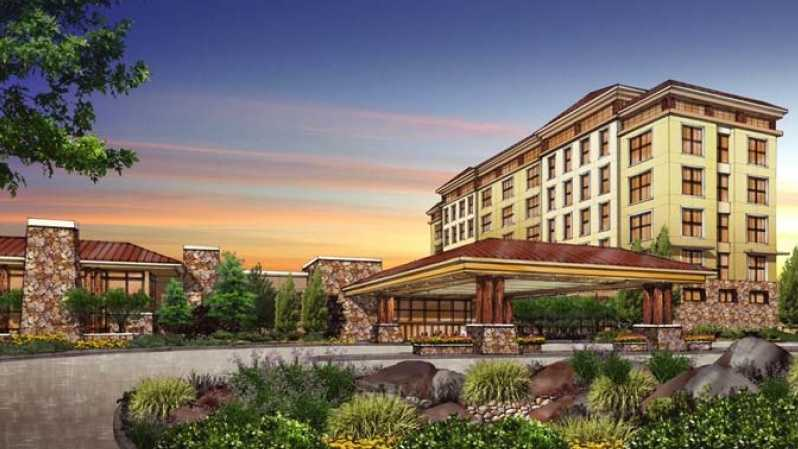 Proposed casino off Highway 99 in Galt. (Jan. 29, 2016)