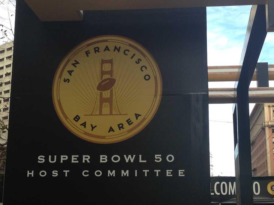 Super Bowl 50 will be played Sunday at Levi's Stadium in Santa Clara.