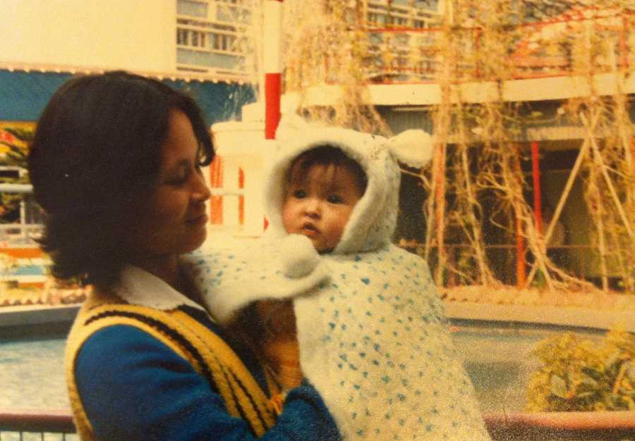 1.) I was born in Hong Kong. I was just 9 months old when I came to America.