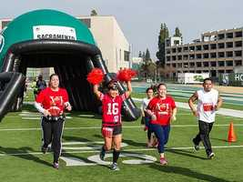 What: Super Sunday RunWhere: Sacramento State (CSUS) Hornet StadiumWhen: Sun 8:30am-NoonClick here for more information about this event.
