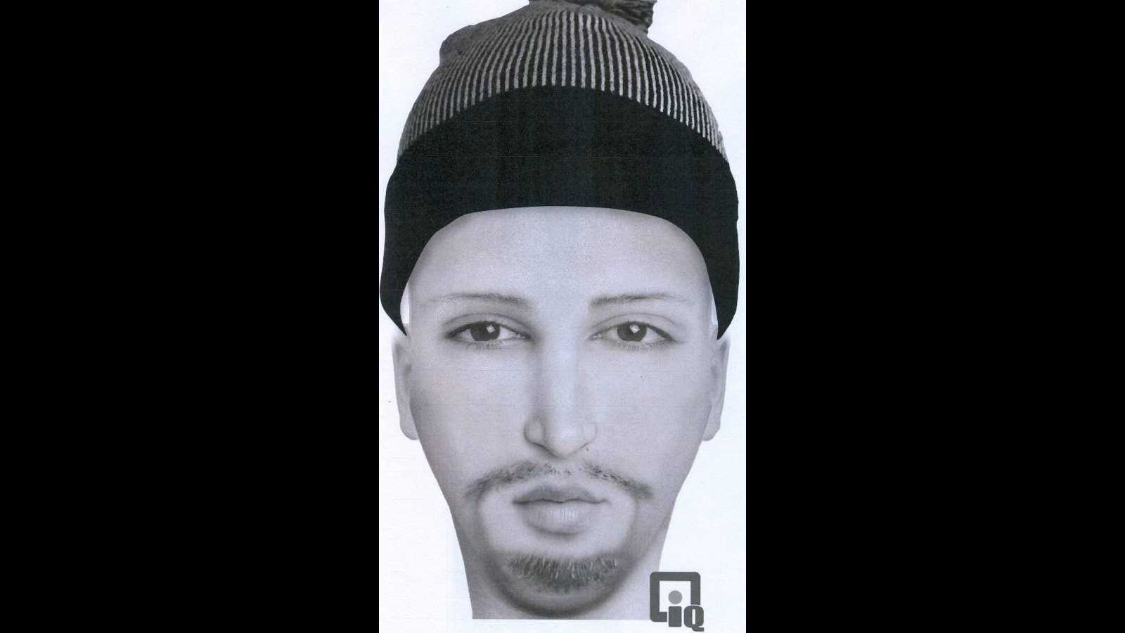 Stockton police are looking for a man who sexually assaulted a woman in her home Wednesday, Feb. 3, 2016. Investigators released this suspect sketch on Friday.