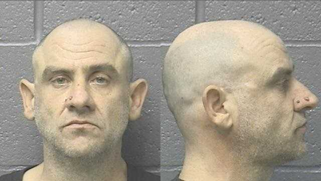 Anthony Charles Nickel, 44, is wanted for for being a felon possessing a firearm, unlawful discharge of a firearm, theft of a firearm and has a parole hold against him, the Marysville Police Department said.
