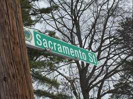 David even paid a visit to Sacramento Street in Nashua.