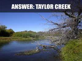 The Taylor Creek Visitor Center is the home of the Stream Profile Chamber, which provides a view of the stream environment at Taylor Creek. (Source: http://www.fs.usda.gov/recarea/ltbmu/recarea/?recid=11785)