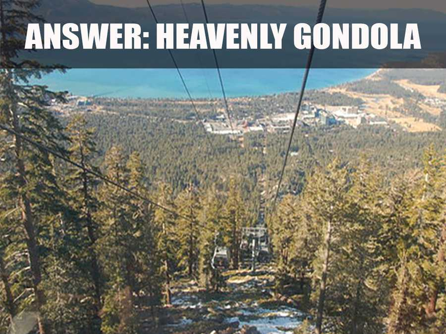 The gondola ride is 2.4 mile ride up the mountain, with a mid-station observation deck at 9,123 feet. (Source: http://www.skiheavenly.com/activitiesdetail/Heav+-+Heavenly+Scenic+Gondola+Rides.axd)